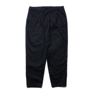COOTIE/DRILL TAPERED EASY PANTS/ブラック