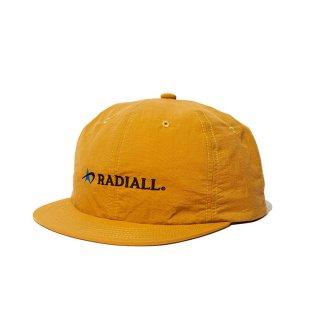 RADIALL/LOGOTYPE-BASEBALL CAP/マスタード