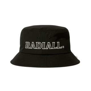 RADIALL/LOGOTYPE-BUCKET HAT