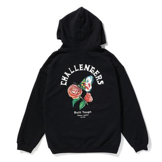<img class='new_mark_img1' src='https://img.shop-pro.jp/img/new/icons8.gif' style='border:none;display:inline;margin:0px;padding:0px;width:auto;' />CHALLENGER/CHALLENGERS BUTTERFLY HOODIE/ブラック