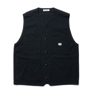 COOTIE/ROUGH TWILL WORK VEST