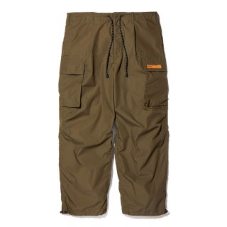 RADIALL/SLOW BURN-WIDE FIT CARGO PANTS