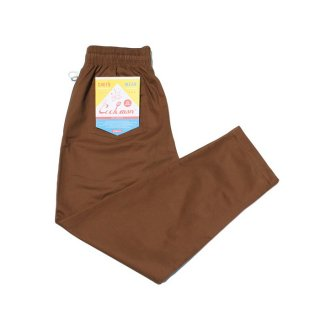 COOKMAN/CHEF PANTS/チョコレート