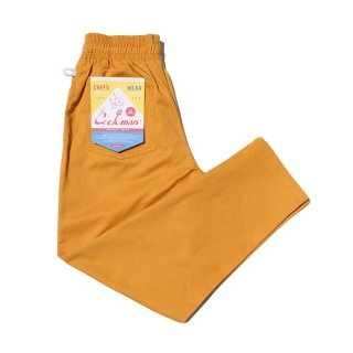 COOKMAN/CHEF PANTS/マスタード
