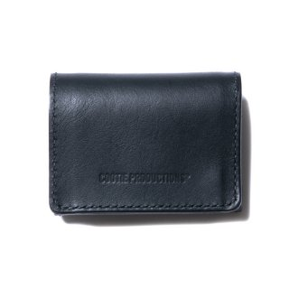 COOTIE/LEATHER CLASP WALLET