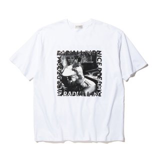 RADIALL/NICE DREAM-CREW NECK T-SHIRT S/S