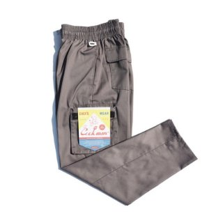 COOKMAN/CHEF CARGO PANTS/グレー/送料無料