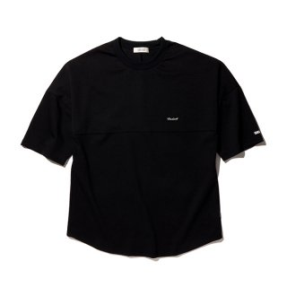 RADIALL/TWO TONE-CREW NECK T-SHIRT 3Q/S