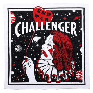 <img class='new_mark_img1' src='https://img.shop-pro.jp/img/new/icons8.gif' style='border:none;display:inline;margin:0px;padding:0px;width:auto;' />CHALLENGER/END WAR BANDANA
