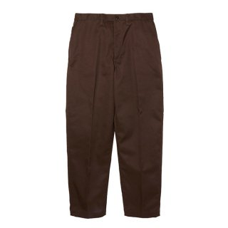 <img class='new_mark_img1' src='https://img.shop-pro.jp/img/new/icons8.gif' style='border:none;display:inline;margin:0px;padding:0px;width:auto;' />RADIALL/CVS WORK PANTS-SLIM FIT/ブラウン