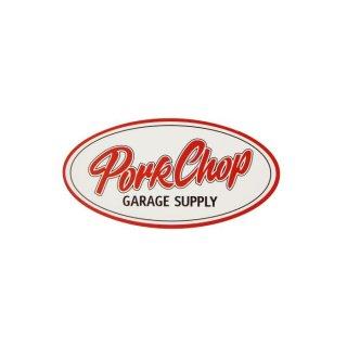 PORKCHOP/PORKCHOP OVAL STICKER/SMALL
