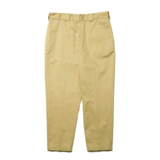 <img class='new_mark_img1' src='https://img.shop-pro.jp/img/new/icons8.gif' style='border:none;display:inline;margin:0px;padding:0px;width:auto;' />COOTIE/T/C TAPERD TROUSERS PANTS/ベージュ