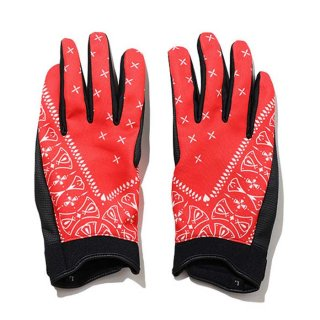 <img class='new_mark_img1' src='https://img.shop-pro.jp/img/new/icons8.gif' style='border:none;display:inline;margin:0px;padding:0px;width:auto;' />CHALLENGER/MECHANIC GLOVE/レッド