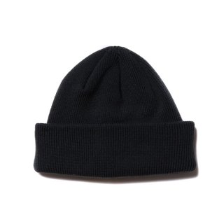 <img class='new_mark_img1' src='https://img.shop-pro.jp/img/new/icons8.gif' style='border:none;display:inline;margin:0px;padding:0px;width:auto;' />COOTIE/CUFFED BEANIE/コールブラック