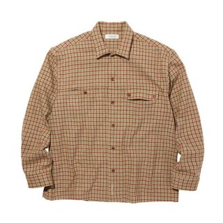 <img class='new_mark_img1' src='https://img.shop-pro.jp/img/new/icons8.gif' style='border:none;display:inline;margin:0px;padding:0px;width:auto;' />RADIALL/IMPERIAL-OPEN COLLARED SHIRT L/S