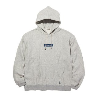 <img class='new_mark_img1' src='https://img.shop-pro.jp/img/new/icons8.gif' style='border:none;display:inline;margin:0px;padding:0px;width:auto;' />RADIALL/FLAGS-HOODIE SWEATSHIRT L/S/グレー