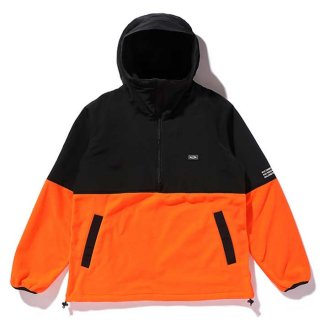 <img class='new_mark_img1' src='https://img.shop-pro.jp/img/new/icons8.gif' style='border:none;display:inline;margin:0px;padding:0px;width:auto;' />CHALLENGER/TECHNICAL FLEECE JACKET/Fオレンジ×ブラック