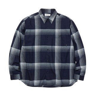 <img class='new_mark_img1' src='https://img.shop-pro.jp/img/new/icons8.gif' style='border:none;display:inline;margin:0px;padding:0px;width:auto;' />RADIALL/MONTE CALRO-REGULAR COLLARED SHIRT L/S
