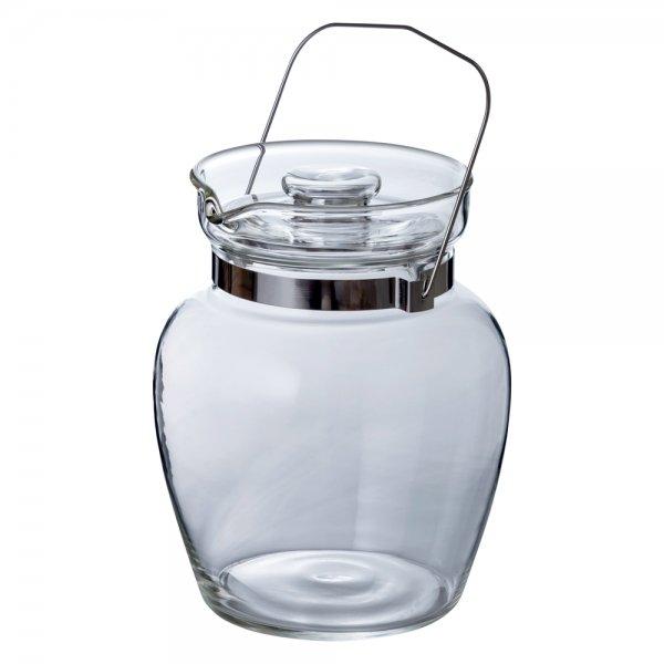 ガラス壺 2000 mL