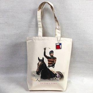 トートバッグ キタサンブラック 天皇賞(秋)(ロゴキーホルダー付き)