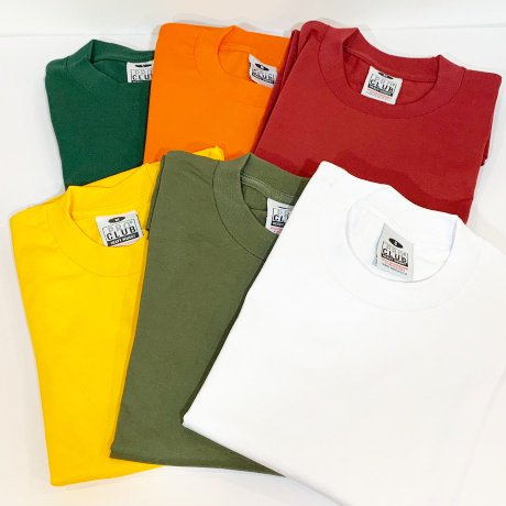 <div>PRO CLUB</div>HEAVY WEIGHT<br>S/S T-SHIRT<br>6 COLORS