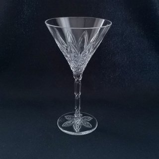 フランス アンティークバカラ  (オールドバカラ)カステラーヌ Castellane カクテルグラス A