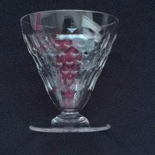 フランス アンティークバカラ (オールドバカラ)シャルムcharmes ワイングラス A