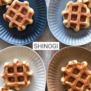 SHINOGI オーバルプレート M
