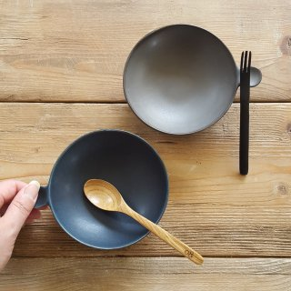 カトラリーレスト付きボウル / 小鉢