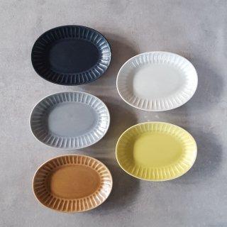SHINOGI オーバルプレート 小皿
