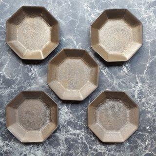 8角小皿 / GOLD