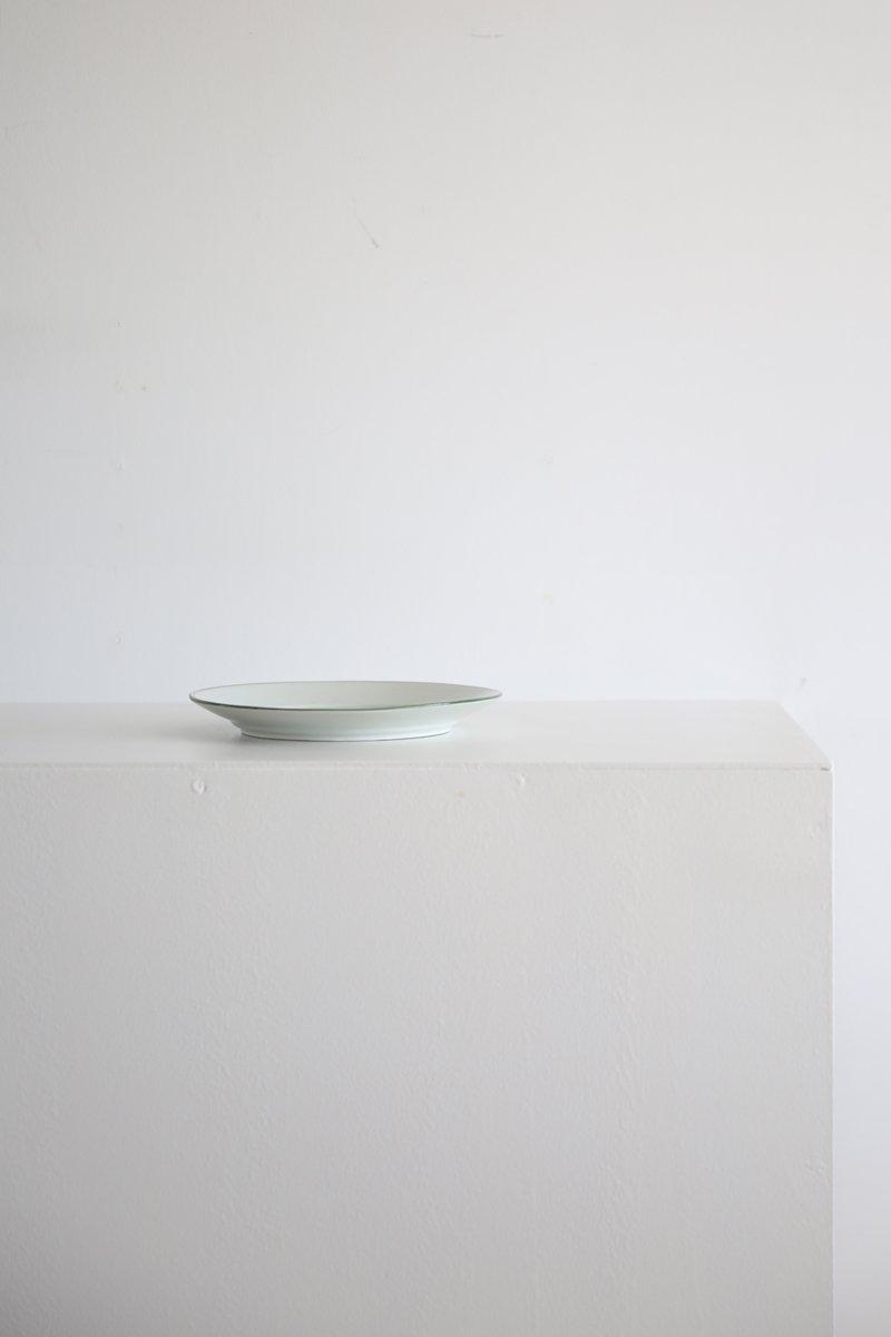 7寸リム皿 line|A