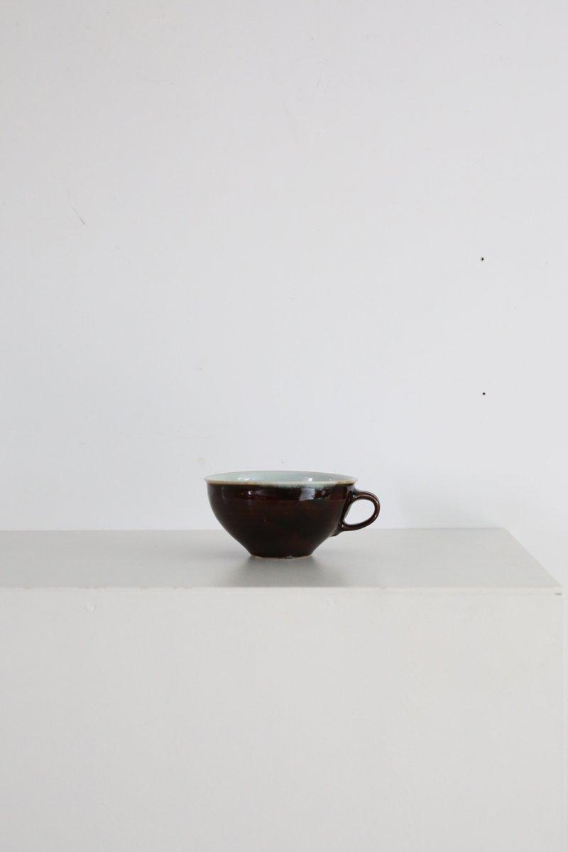 スープボウル|アメ釉