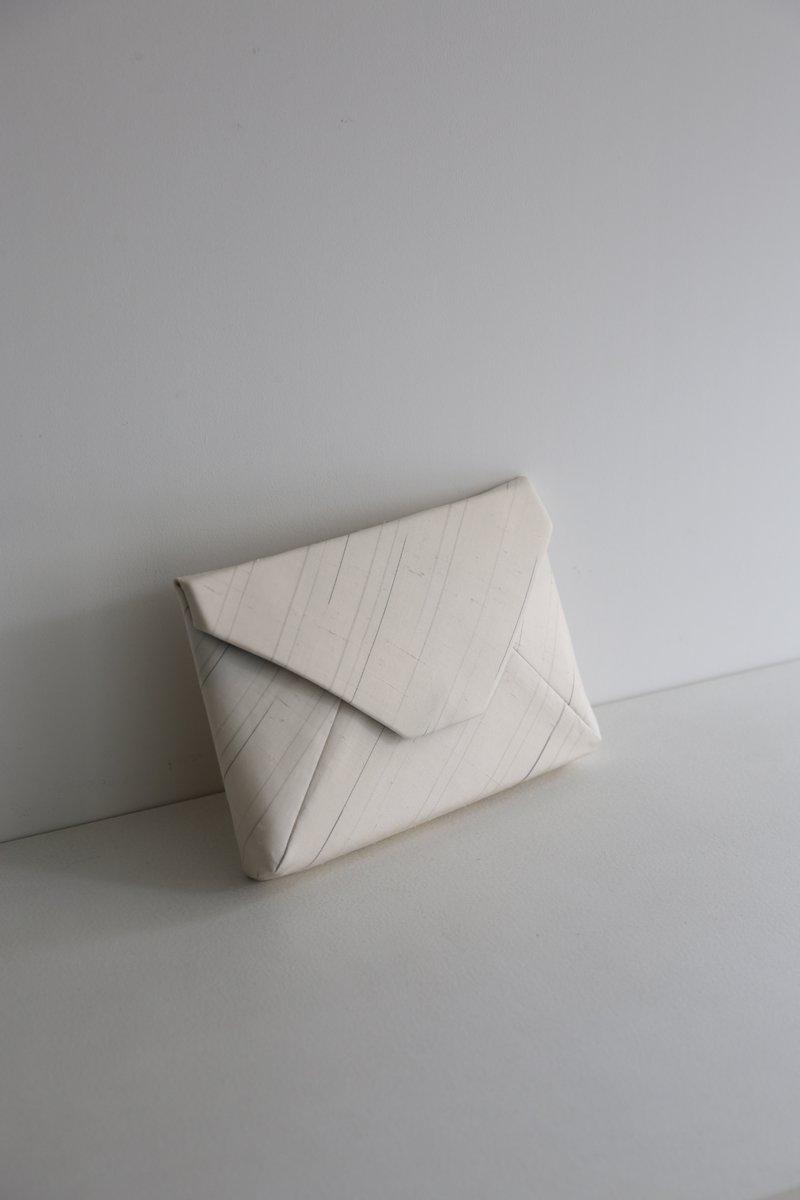数寄屋袋|オフホワイト