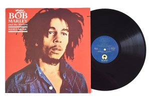 Bob Marley & The Wailers / Rebel Music / ボブ・マーリー