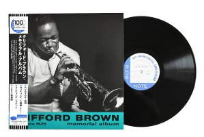 Clifford Brown / Memorial Album / クリフォード・ブラウン