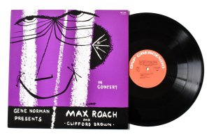 Max Roach And Clifford Brown / In Concert Complete Version / クリフォード・ブラウン