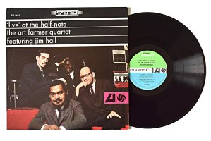 The Art Farmer Quartet Featuring Jim Hall / Live At The Half-Note / アート・ファーマー