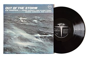 Ed Thigpen / Out Of The Storm / エド・シグペン