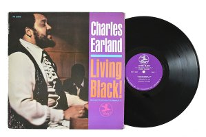 Charles Earland / Living Black! / チャールズ・アーランド
