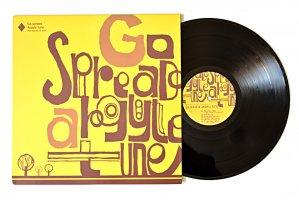 Argyle / Go Spread Argyle Tune / アーガイル