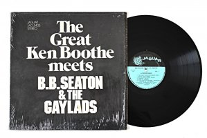 The Great Ken Boothe Meets B.B. Seaton & The Gaylads / ケン・ブース