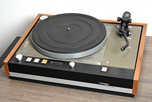 THORENS TD126 MK III + AUDIO CRAFT AC-3000MC