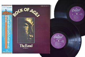 The Band / Rock Of Ages The Band In Concert / ザ・バンド