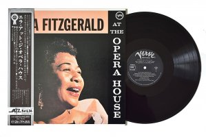 Ella Fitzgerald At The Opera House / エラ・フィッツジェラルド