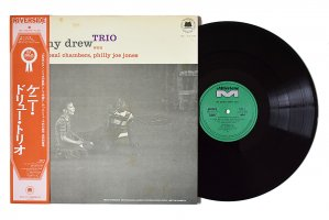 Kenny Drew Trio With Paul Chambers / ケニー・ドリュー