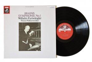 ブラームス / 交響曲 第1番 ハ短調 作品68 / ヴィルヘルム・フルトヴェングラー