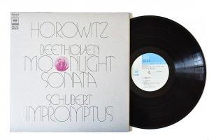ウラディミール・ホロヴィッツ / ベートーヴェン 月光 / シューベルト 四つの即興曲