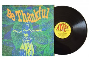 Various / Be Thankful / Cornell Campbell, The Kingstonians, Lee Perry他