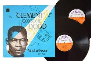 Various / Clement Coxsone Dodd / Musical Fever 1967-1968